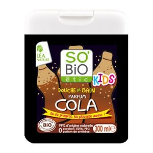 So'Bio Étic Kids Cola - Douche & Bain