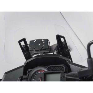 Sw-motech Support GPS QUICK-LOCK noir Kawasaki Versys 1000 15-