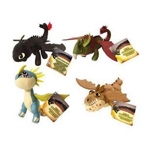 Spin Master Peluche Dragons 2 Krokmou