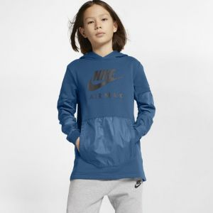 Nike Sweatà capuche Air Max pour Garçon plus âgé - Bleu - Couleur Bleu - Taille L