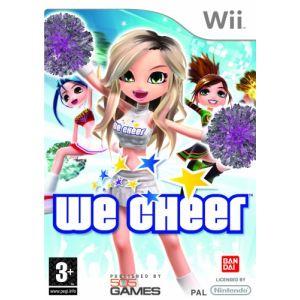 We Cheer [Wii]