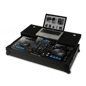 UDG U91015bl XDJ-RX Flight case Plus pour ordinateur portable étagère et roues