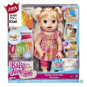 Hasbro Baby Alive : Sarah ma poupée gourmande