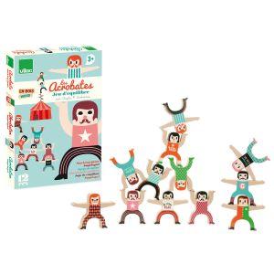 Vilac Les acrobates : jeu d'équilibre
