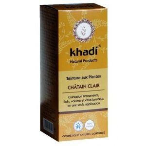 Khadi Châtain clair - Teinture ayurvédique aux plantes