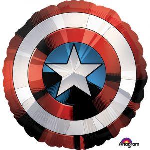 Ballon Bouclier Captain America