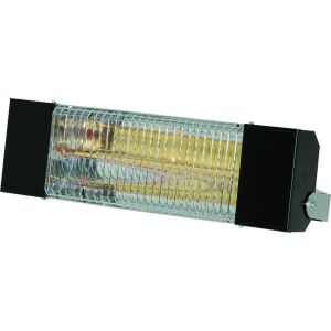 Sovelor IRC1500CN - Chauffage infrarouge halogène à quartz puissance 1500W
