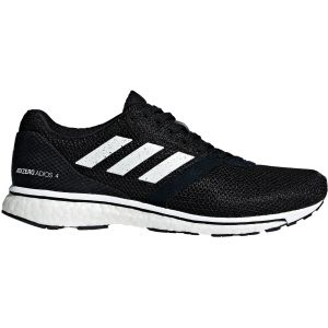 Adidas Adizero Adios 4 W, Chaussures de Fitness Femme, Noir