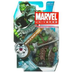 Hasbro Action figure World War Hulk - Marvel Universe Series