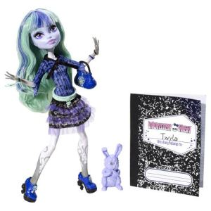 Mattel Monster High Twyla 13 souhaits