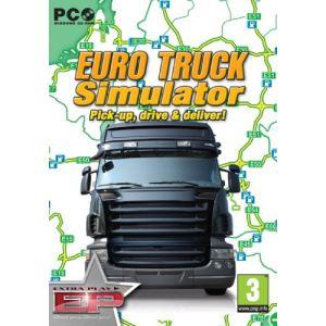 Euro Truck Simulator : Pick Up, Drive & Deliver ! [PC]