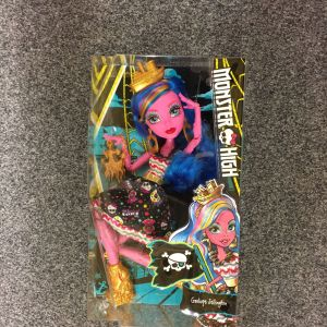 Mattel Monster High Gooliope Corsaire