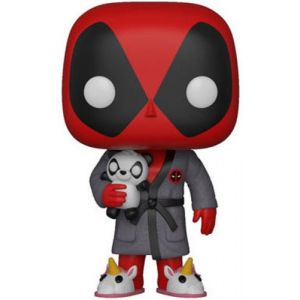 Funko Pop! Deadpool Déguisé (Marvel) - En Robe De Chambre