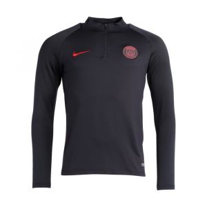 Nike Haut de football Dri-FIT Paris Saint-Germain Strike pour Homme - Gris - Taille L - Male