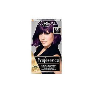 L'Oréal Préférence - P38 Deep Purple