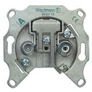 Hirschmann 940107001 - CAI through type 15 dB