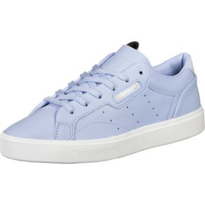 Adidas Originals Sleek W - Baskets Femme, Bleu