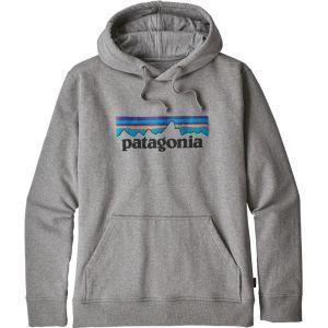Patagonia Men's P-6 Logo Uprisal Hoody gravel heather