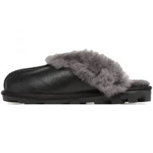 UGG australia Chaussons UGG Bottes Deckers COQUETTE Noir - Taille 36,37,38,39,40,41