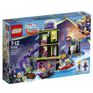 Lego 41238 DC Super Hero Girls - L'usine à Kryptomite de Lena Luthor