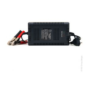 Nx Chargeur plomb 12V/6A 110-230V (Intelligent)