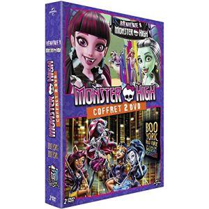 Cofftret  Monster High : Bienvenue à Monster High + Boo York, Boo York
