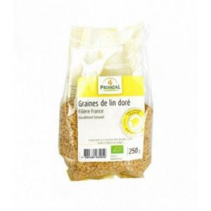 Priméal Graines de Lin Doré Origine France 250 g