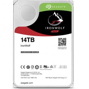Image de Seagate IronWolf - 14 To - Disque dur interne