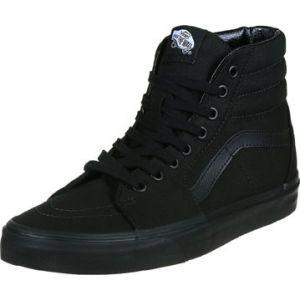 Vans U Sk8 Hi Baskets Mode Mixte Adulte Noir (Black) 37 EU