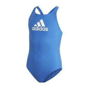 Adidas Maillot de bain Badge of Sport Bleu - Taille 11-12 Ans