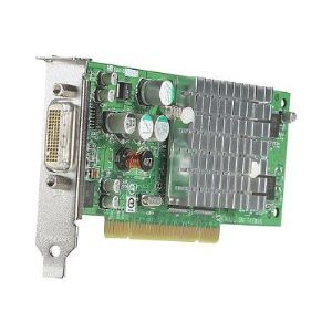 HP DY599A - Carte graphique Quadro NVS 280 Low Profile 64 Mo PCI