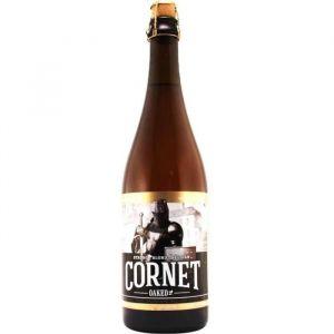 Brasserie de Hoorn Cornet Oaked - Bière Blonde - 75 cl - 8,5 %