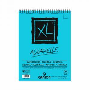 Canson Bloc de papier XL aquarelle 300 g/m² 30 feuilles