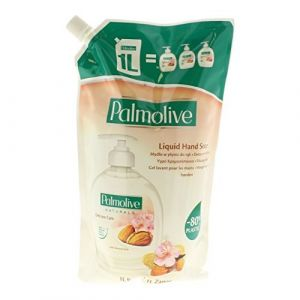 Palmolive Latte e Mandorla - Detergente Liquido per le Mani Ricarica - 1 L