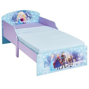 Worlds Apart Lit  P'tit Bed La Reine des Neiges Hello Home (70 x 140 cm)