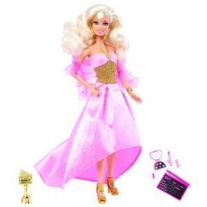 Mattel Barbie actrice (Y7373)