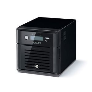 Buffalo TeraStation 5200 NVR - Serveur NAS 8 To 2 baies