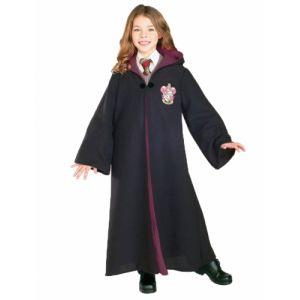 Déguisement robe de sorcier Gryffondor enfant luxe - Harry Potter 5 à 7 ans