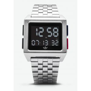 Adidas Montre Originals Z01-2924-00 - Montre Acier Homme