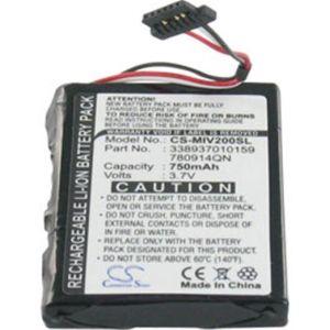 Mitac Batterie pour MIO MOOV 500