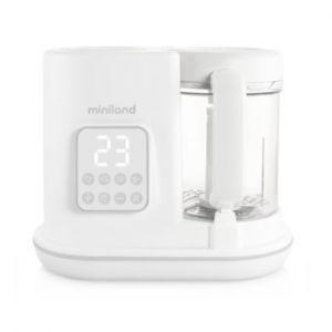 Miniland Baby Robot cuiseur vapeur chefy 6en1