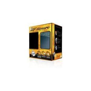 DBS 01011531 - Housse auto sur mesure pour Ford Grand C max 7 places (de 11/2010 à 12/2012)