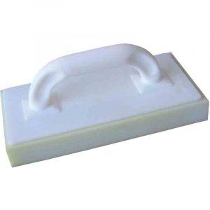 Outibat Taloche à nettoyer les carreaux - Semelle polyester - Dimensions 280 x 140 mm