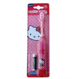 Sanrio Brosse à dents électrique Hello Kitty