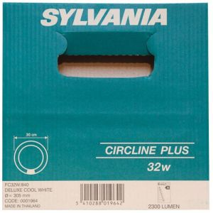 Sylvania AMPOULE FLUO CIRCLINE PLUS 32W 2400LM T9 G10Q 0001964