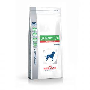 Royal Canin Veterinary Diet Chien Urinary U/C Low Purine UUC 18 - Sac 2 kg