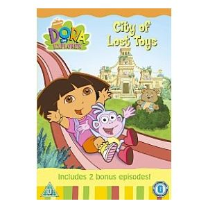 Dora The Explorer : City of Lost Toys