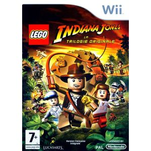 LEGO Indiana Jones : La Trilogie Originale [Wii]