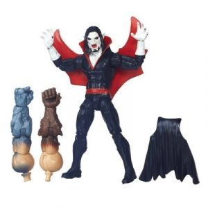 Hasbro Figurine Spiderman : Legends Series : Vilains de la Nuit : Morbius