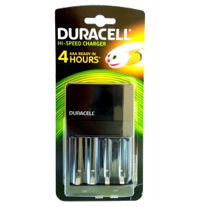 Duracell Hi-Speed Value Charger